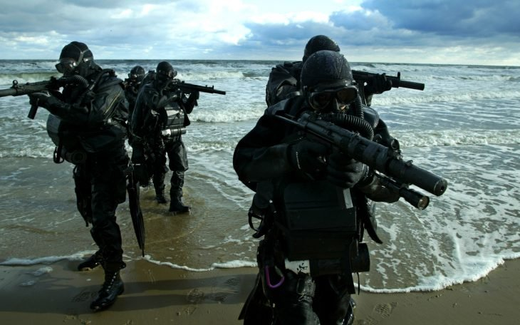Mejor autodefensa navy seals