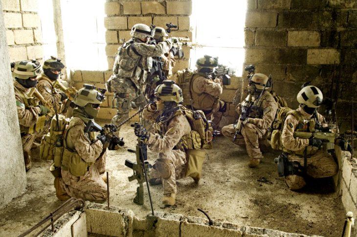 8 fuerzas élite mejores del mundo