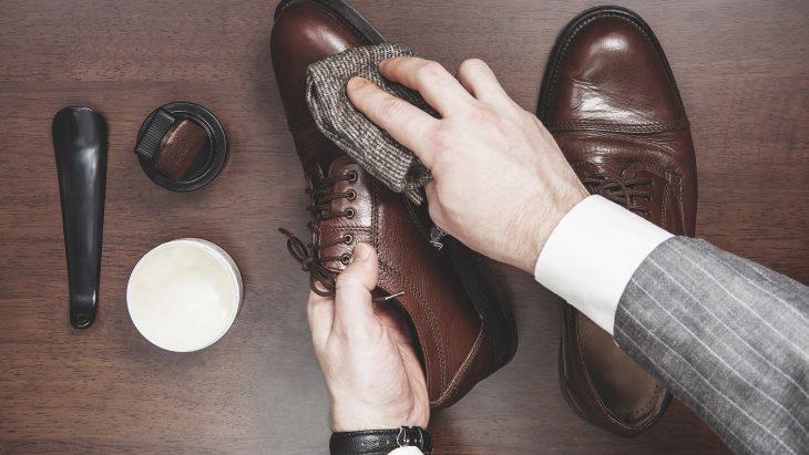 sácale brillo a tus zapatos 5