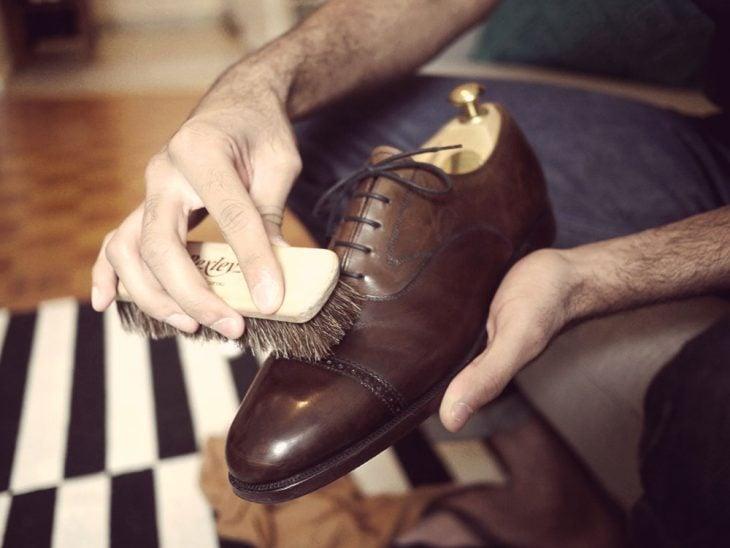 sácale brillo a tus zapatos 1