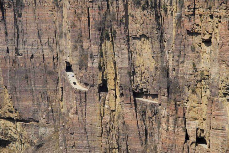 Túnel de guoliang China
