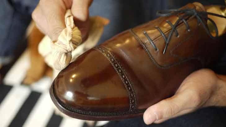 sácale brillo a tus zapatos 2