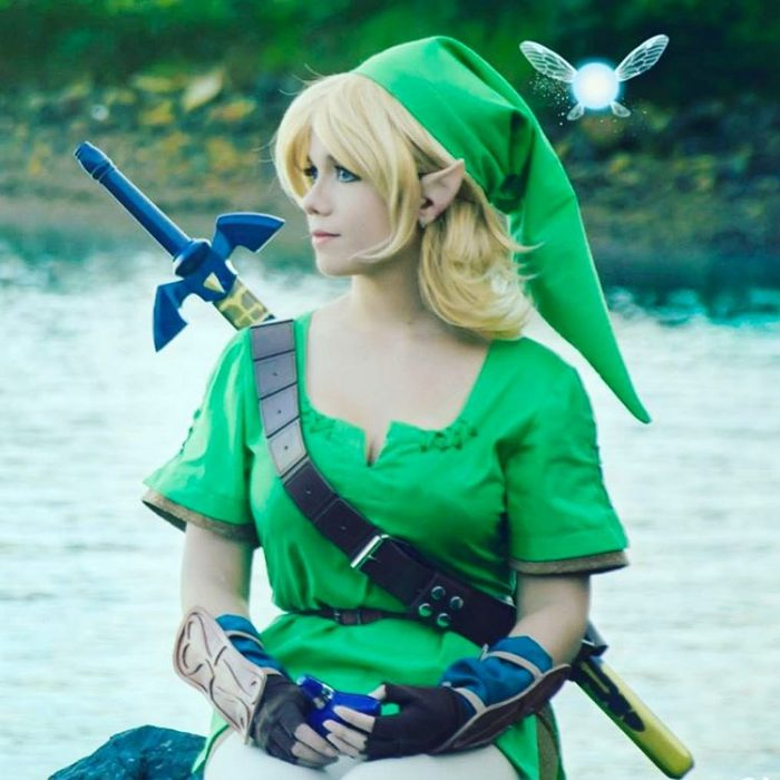 cosplayer windy