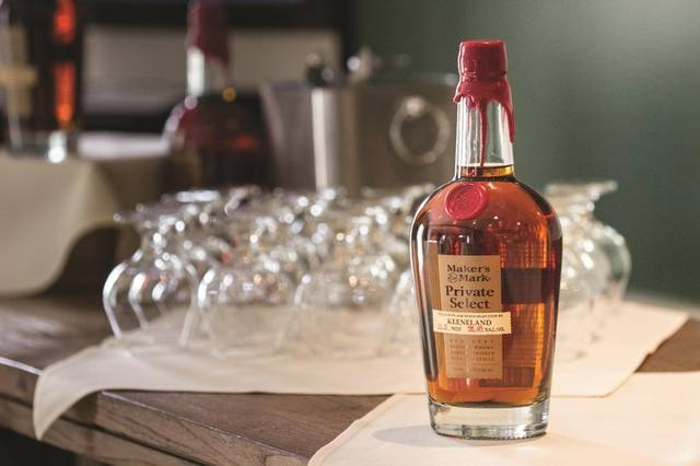 Maker's Mark Private Select bourbon