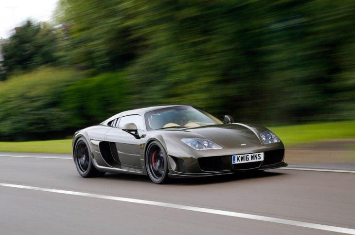 Los 10 autos mas veloces LGDV