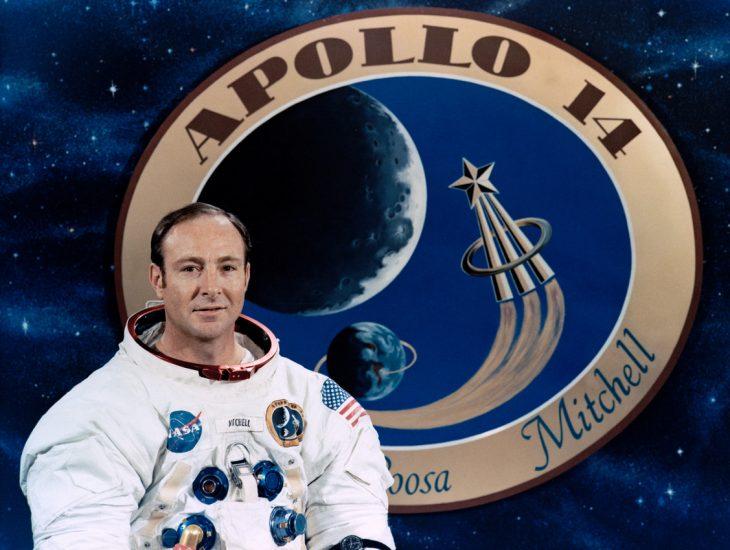 mitchel astronauta