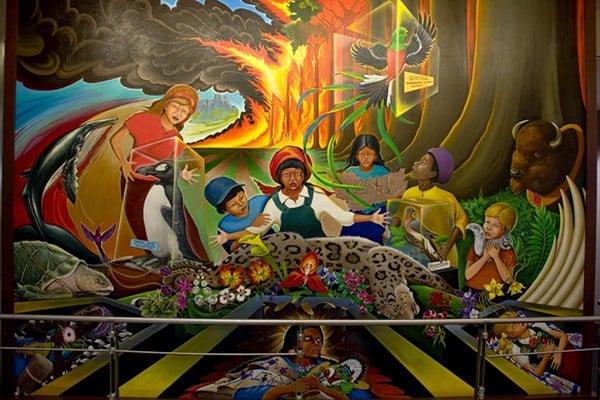 apocalipsis mural