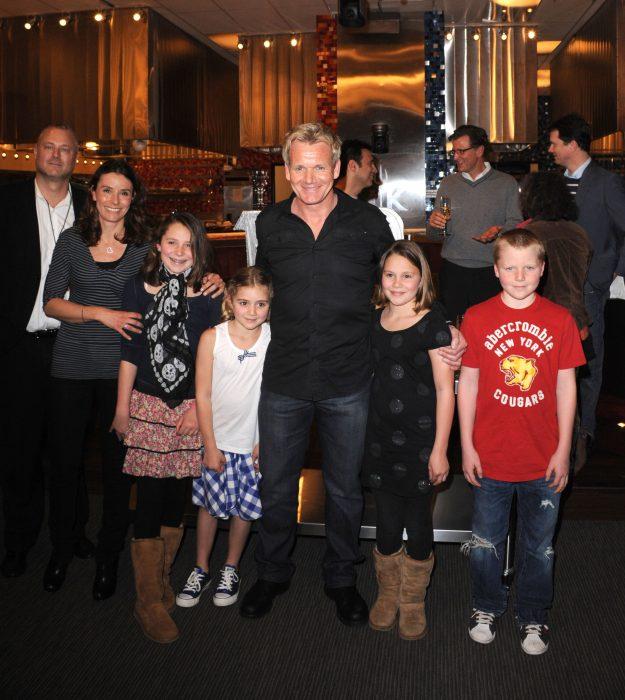 Familia Ramsay