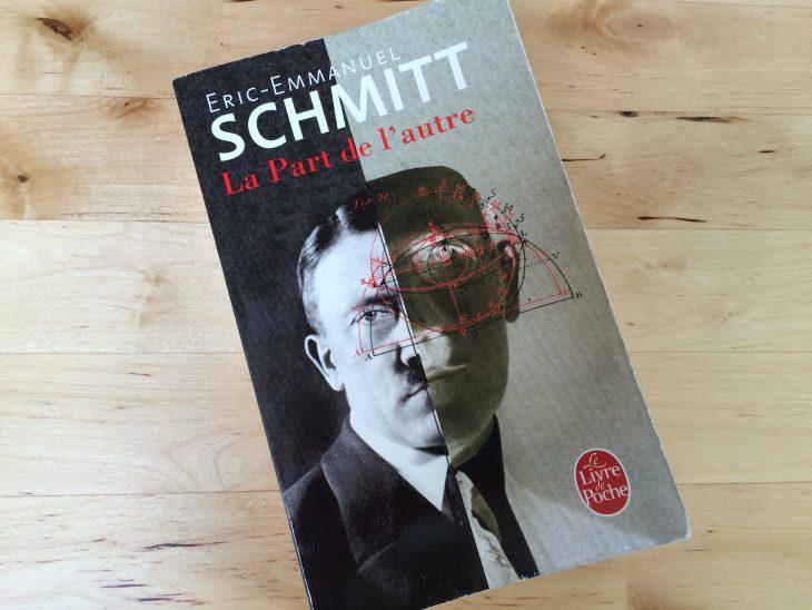 Eric-Emmanuel Schmitt La parte del otro