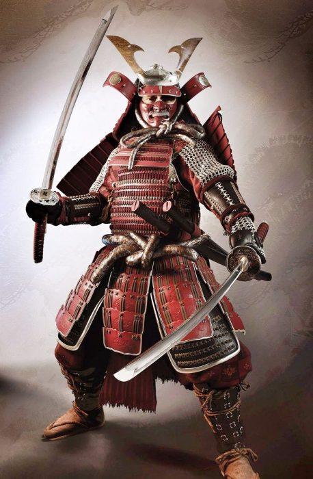 Samurai rojo