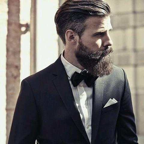 Pañuelo hombre barba