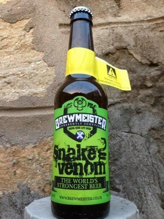 Cerveza Snake Venom