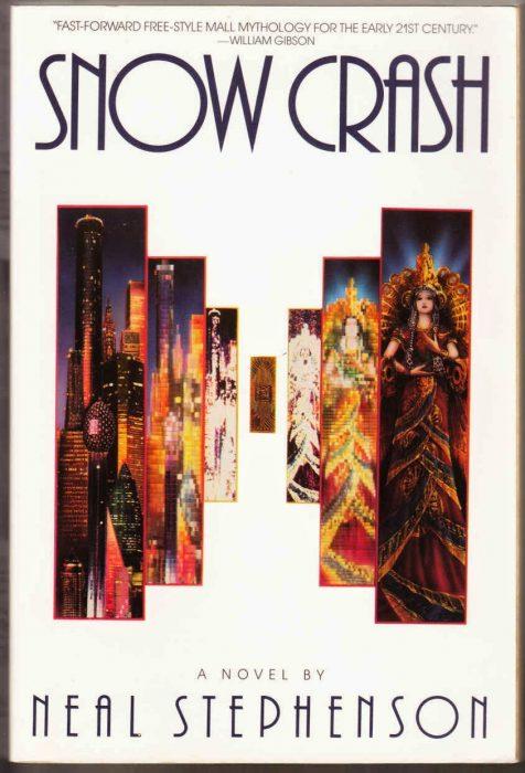 snowcrash de Neal Stephenson