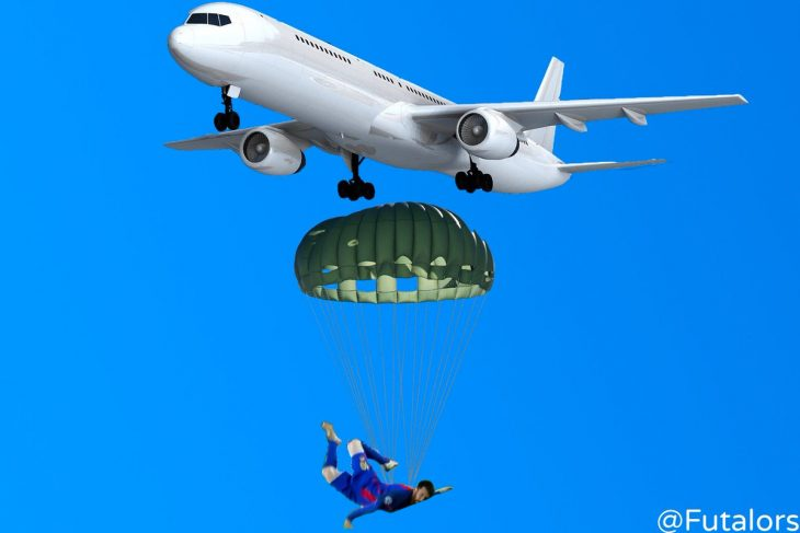 messi avion