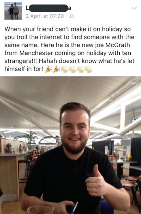 joe macgrath