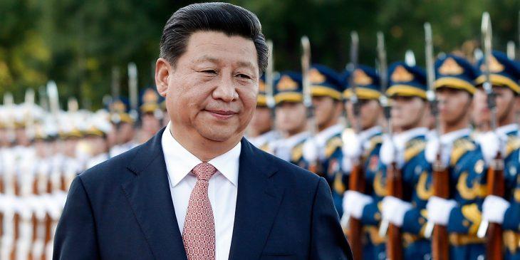 Xi Jinping presidente chino
