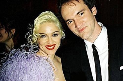 Madonna y Tarantino