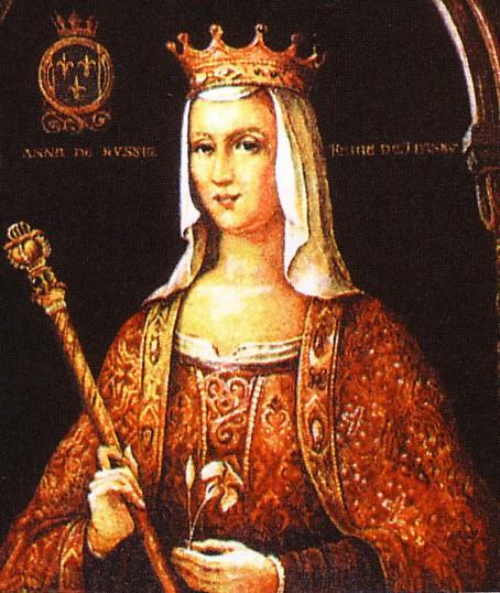 Anna Yaroslavna