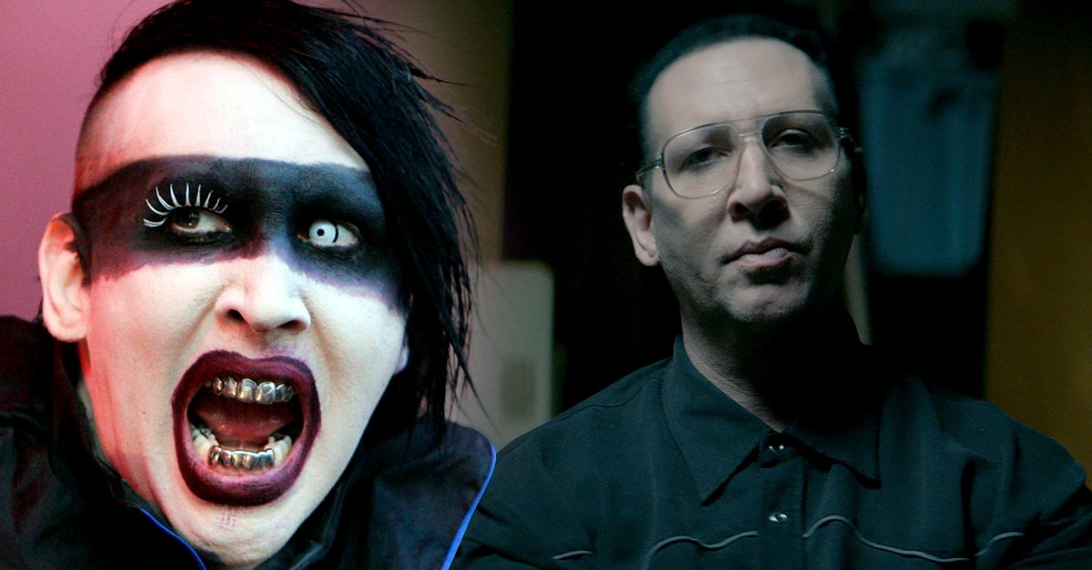 Marilyn Manson Vs The Pope Research Essay