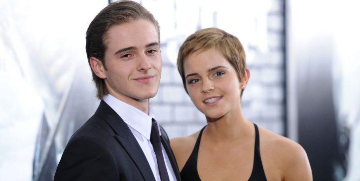 Hermano de Emma Watson