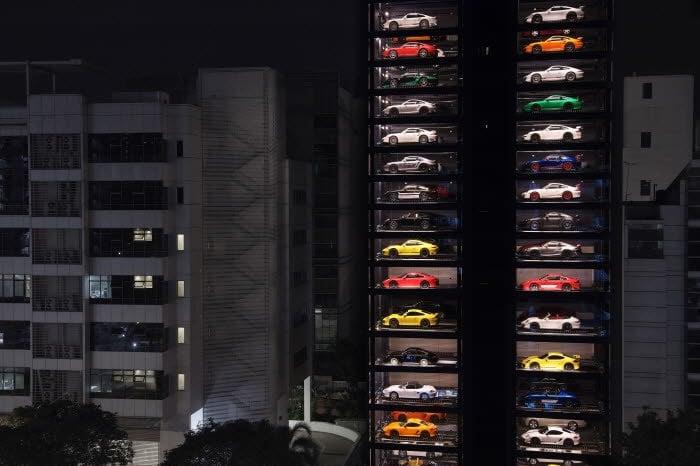Autobahn Motors singapur, expendedora de autos de lijo