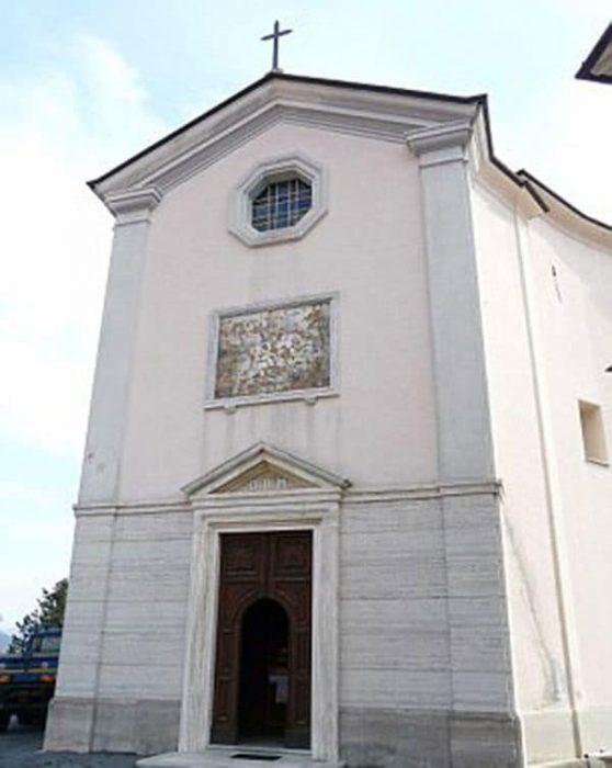 Iglesia en Bormida, Italia