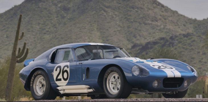 Shelby Daytona Cobra Coupe CSX 260