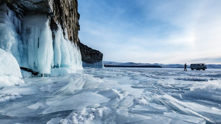 hielo siberia