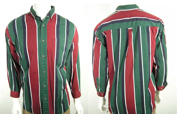 camisas verticales