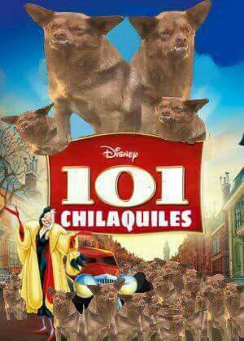 101 chilaquiles