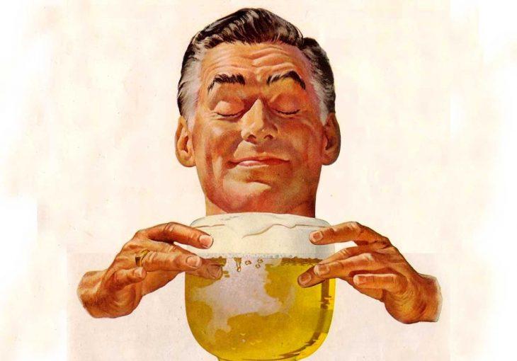 vintage snob cerveza