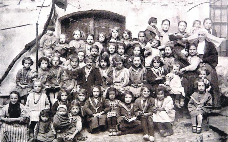 el orfanato francés