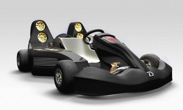 C5, el go-kart más veloz del mundo