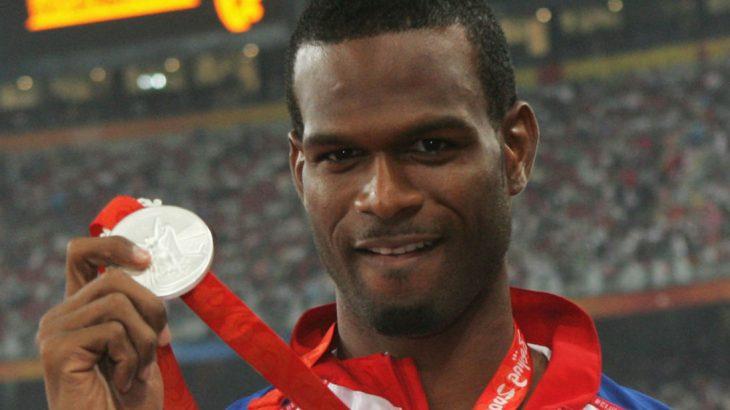 Germain Mason, medalla de plata en Beijing