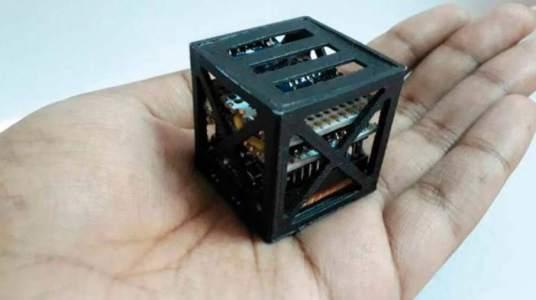El satélite más ligero del mundo