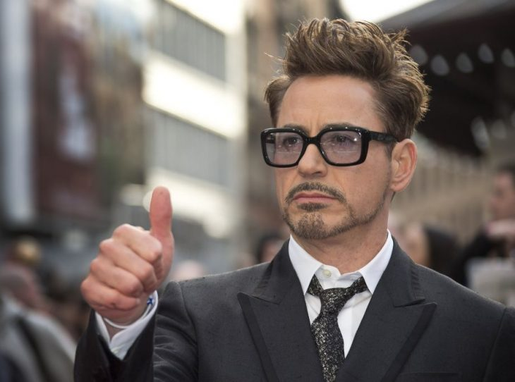 Robert Downey Jr. se burla del nuevo traje de Iron Man
