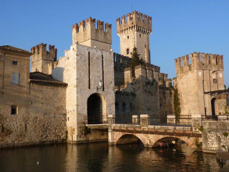 Castillos Italia