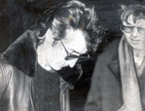 John Lennon y su asesino