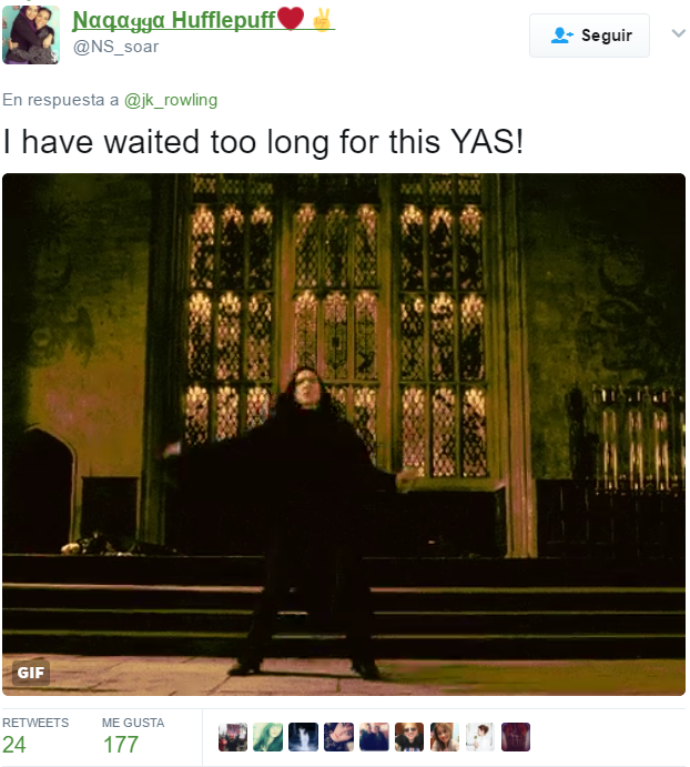 harry potter tweet 8