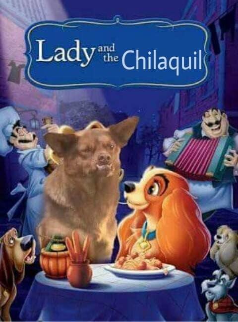 la historia del chilaquil