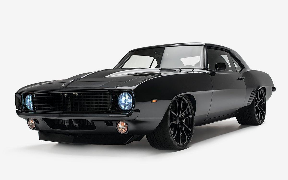 Nunca El Negro Se Sinti 243 Tan Negro Turbo 750 Hp 69 Camaro