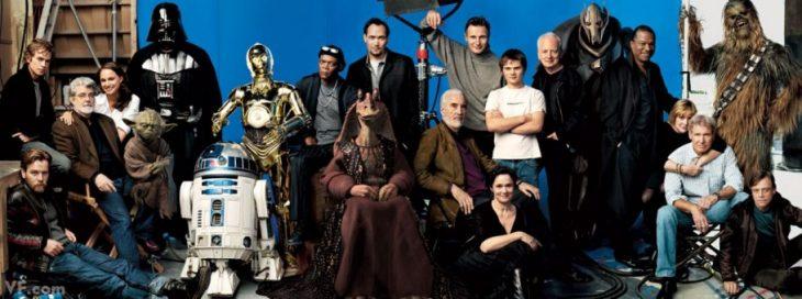 Star Wars producción