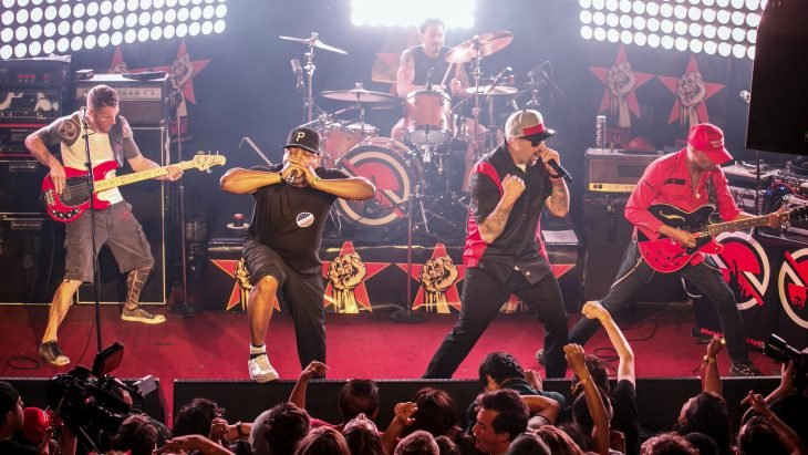Prophets of the rage
