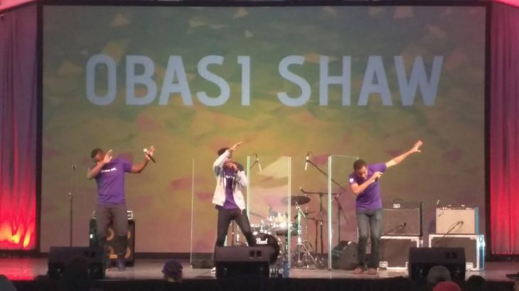 Obasi Shaw harvard rap