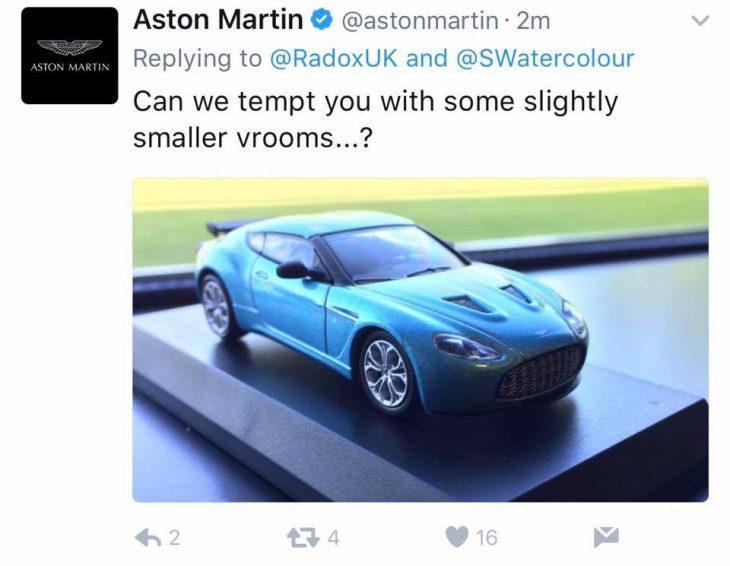 carro aston martin
