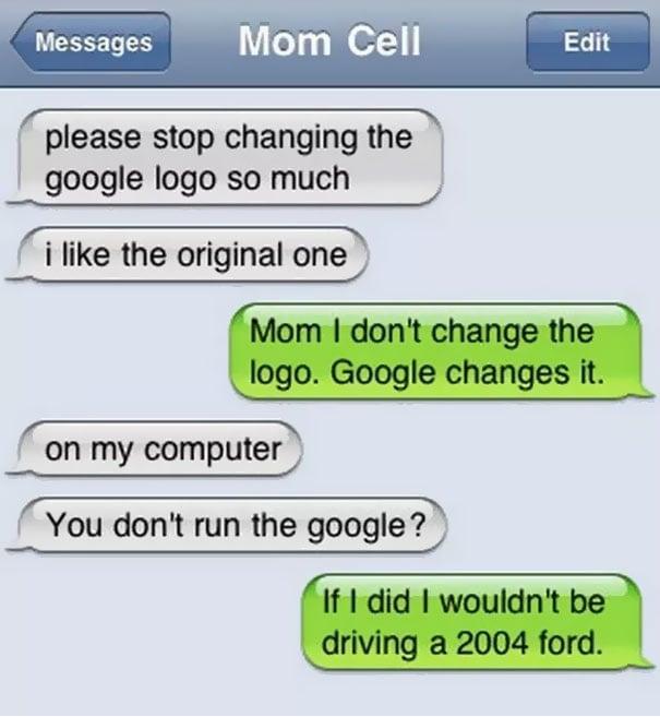 mamá graciosa