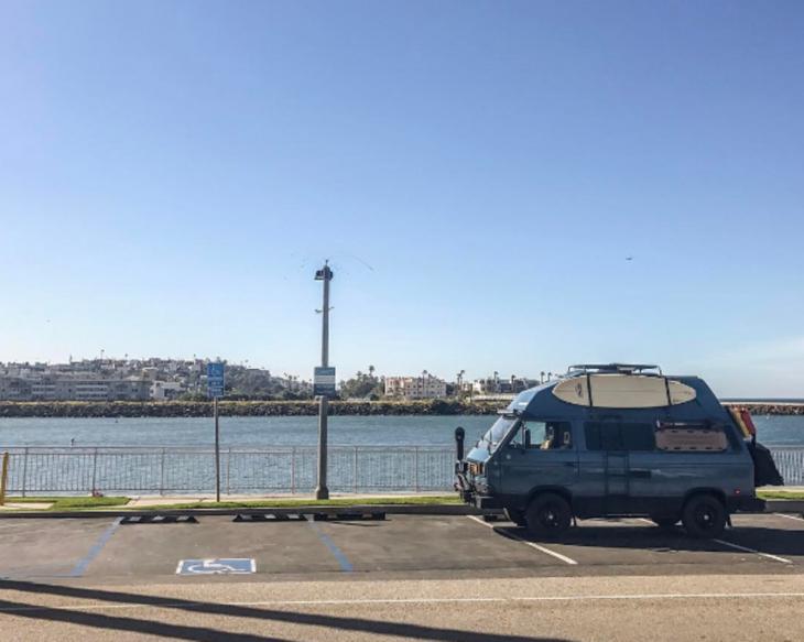 Aventura en Van