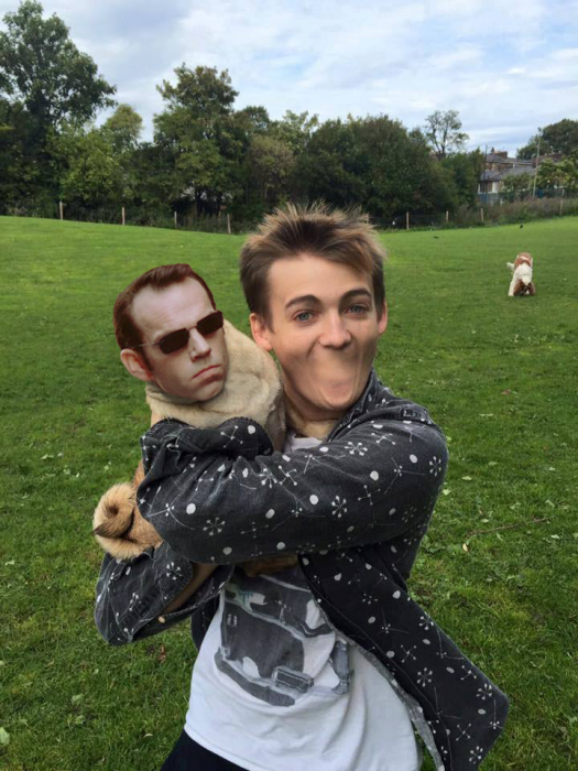 Jack Gleeson Pug meme King Joffrey