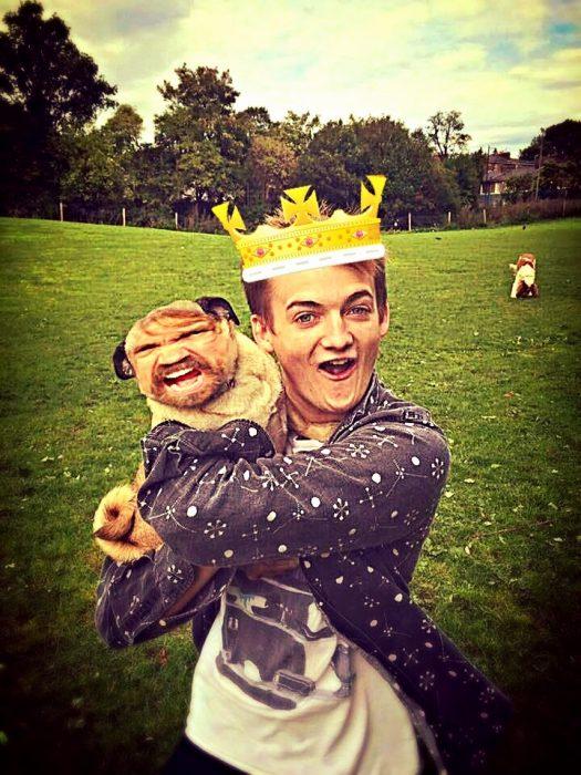 Jack Gleeson Pug meme King Joffrey 12