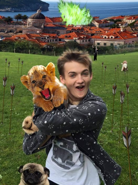 Jack Gleeson Pug meme King Joffrey 16